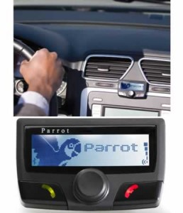 Parrot CK3100 Bluetooth Hands Free Car Kit Genuine UK Stock