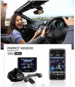 PARROT MKi9200 Advanced Bluetooth Car iPod Handsfree Integration Kit