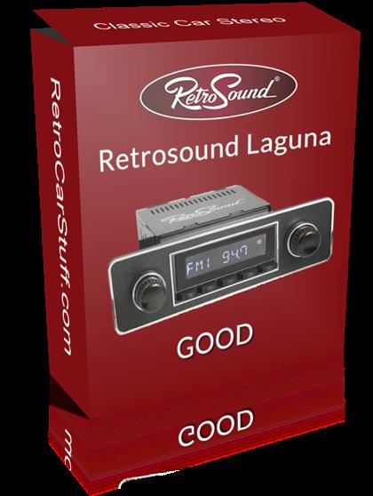 Laguna Classic car Radio