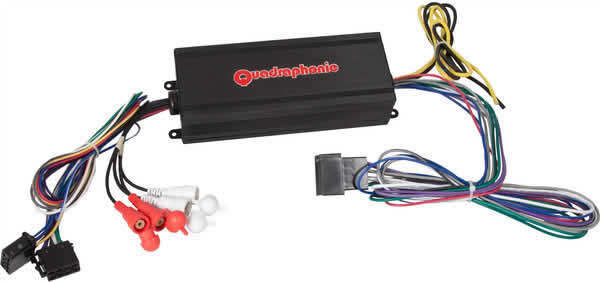 classic car audio amplifier