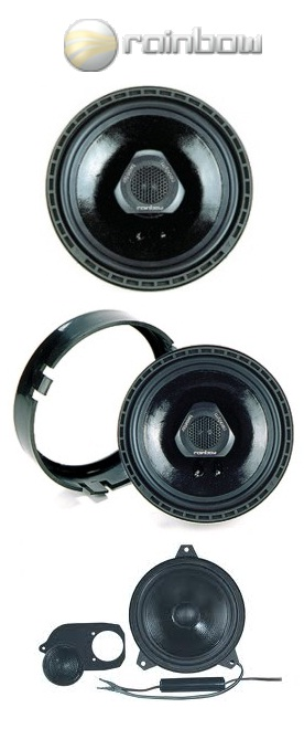 Various IQ Line OEM Speakers