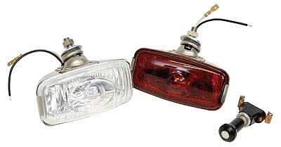 Reversing lamp or Rear Fog lamp for Classic cars