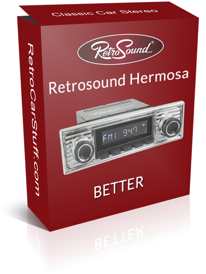 Hermosa Classic car Radio