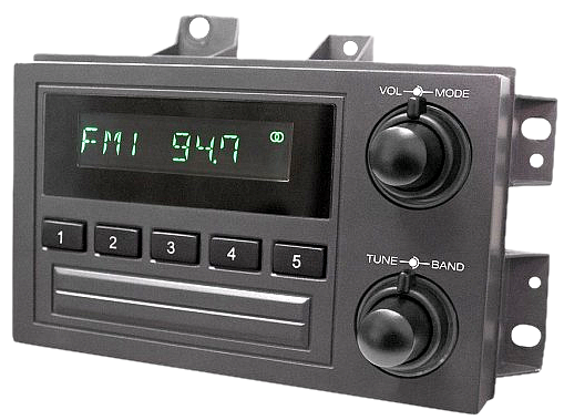 Retrosound SANTA CRUZ – Direct-fit replacement radio for 1988-94 GM Trucks now available.