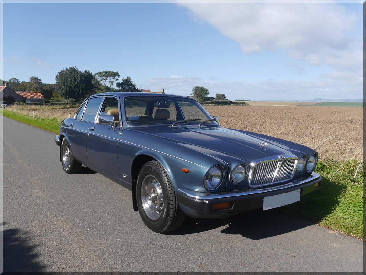 XJ6 front