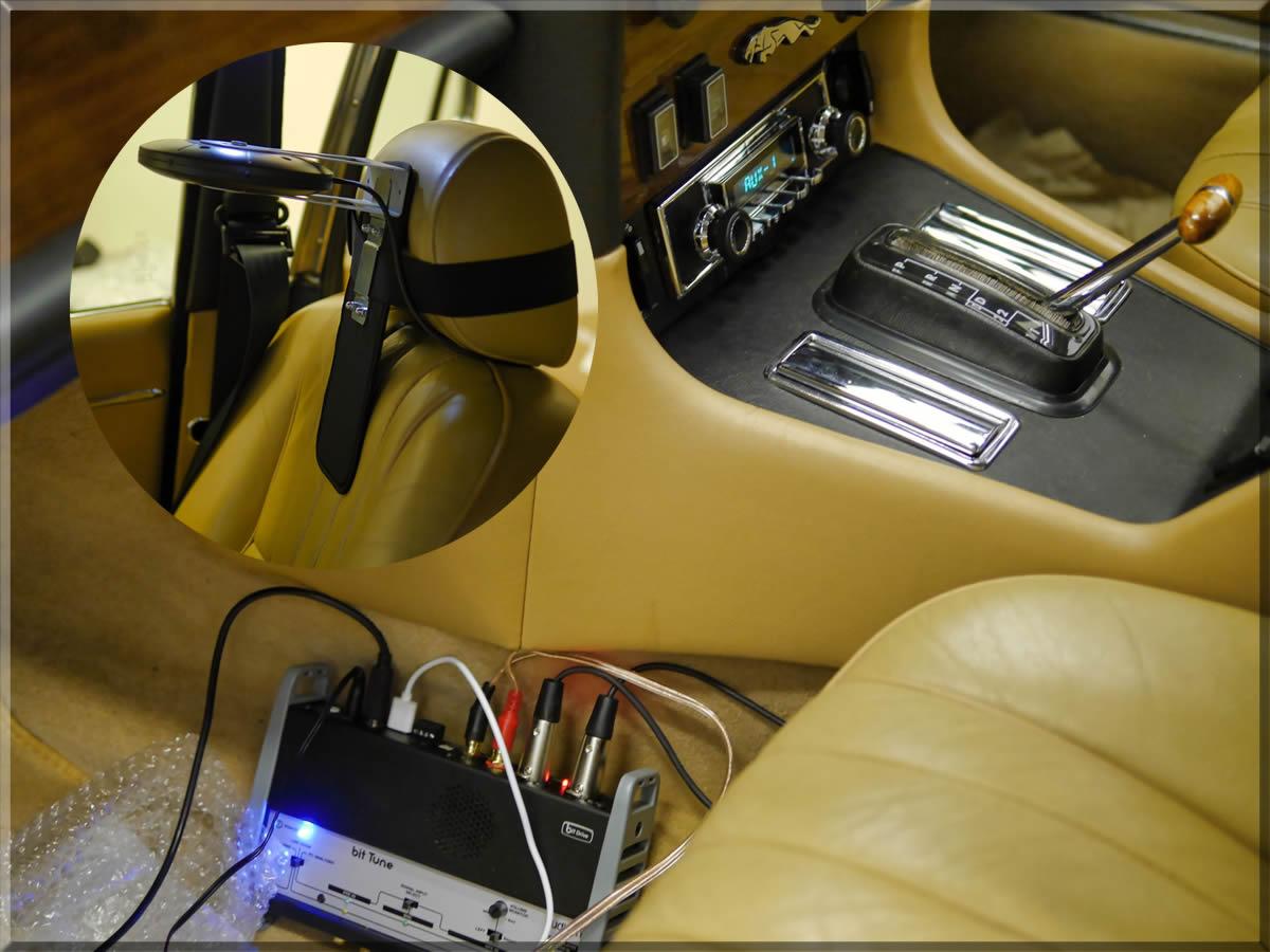 Audison Bit Tune in car