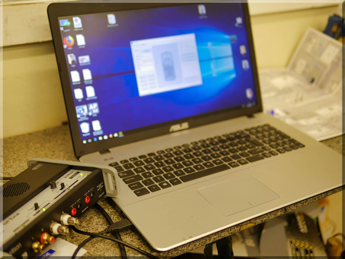 Audison Bit Tune Computer